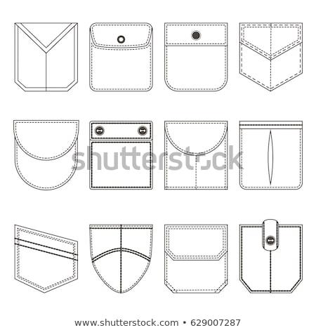 szett · különböző · vékony · vonalak · izolált · fehér - stock fotó © kup1984