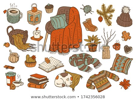 vector celebration objects set Stock photo © VetraKori