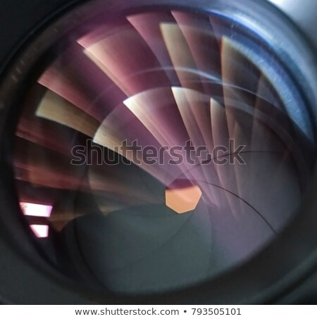 Close-up Of An Movie Camera Stock photo © AndreyPopov