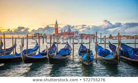 桟橋 ヴェネツィア バシリカ イタリア 水 市 ストックフォト © vapi