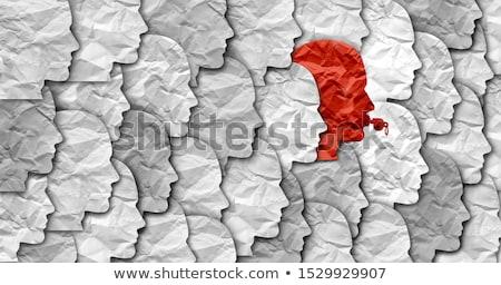 Whistleblower Stock photo © Lightsource