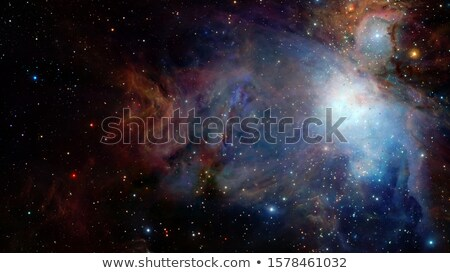 A glorious, rich star forming nebula. Elements of this image furnished by NASA Stock photo © NASA_images