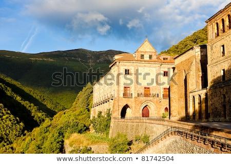 Anguiano, La Rioja, Spain Stock photo © phbcz