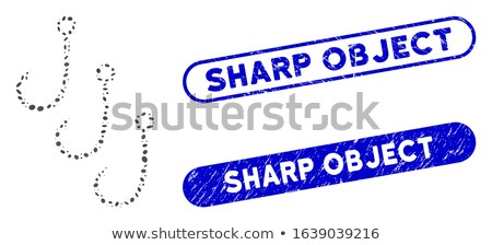 corroded hooks Stock photo © prill