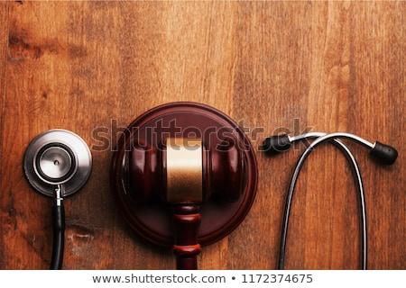 medical law Stock photo © joker