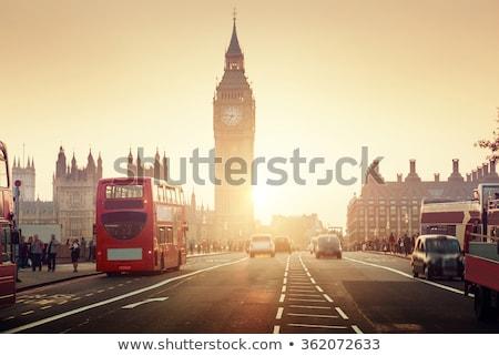 road to london stock photo © mythja