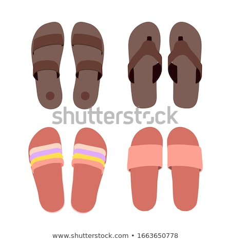 mens feet on the background of the pool stock photo © ruslanomega