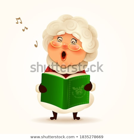 Mrs Claus Stock photo © photography33