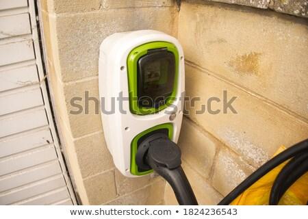 Electric Meter II Stock photo © roboriginal