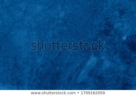 Mavi grunge çerçeve siyah Retro mürekkep Stok fotoğraf © grivet