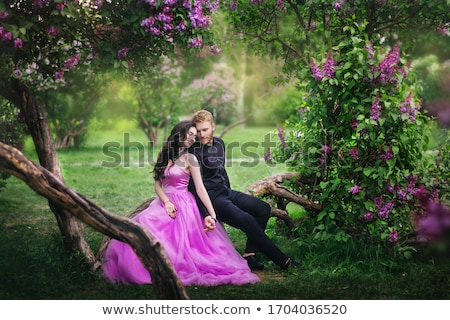 lilacs in spring stock photo © kotenko