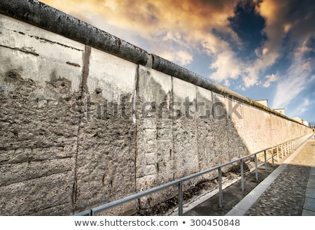 Berlin Wall Bernauer Strasse Stock photo © eldadcarin
