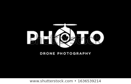 Göz fotoğrafçılık logo iş film yaprak Stok fotoğraf © shawlinmohd