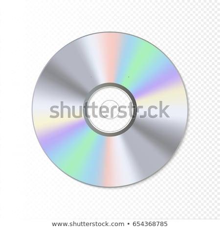 DVD disk Stock photo © janaka