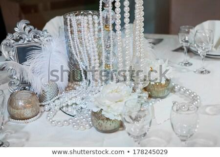 güller · pembe - stok fotoğraf © gsermek