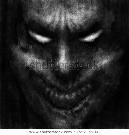 Diabolic smiles Stock photo © andromeda