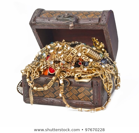 Treasure Trinket Stock photo © AlphaBaby