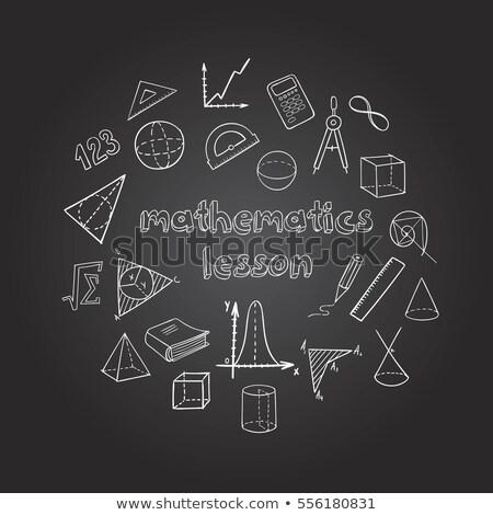 cinza · calculadora · topo · ver · ilustração · branco - foto stock © rastudio