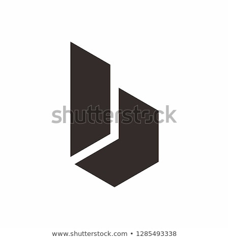 A letter B for box Stock photo © bluering