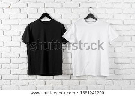 tshirt · dizayn · şablonları · moda · alışveriş - stok fotoğraf © maryvalery