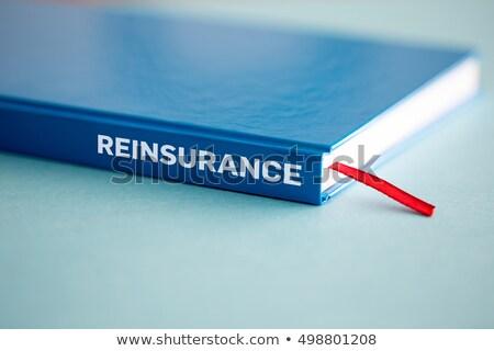 Negócio empresária palavra vermelho marcador caneta Foto stock © stevanovicigor
