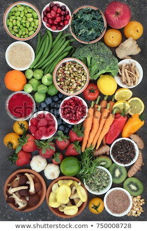 aphrodisiac food collection stock photo © marilyna