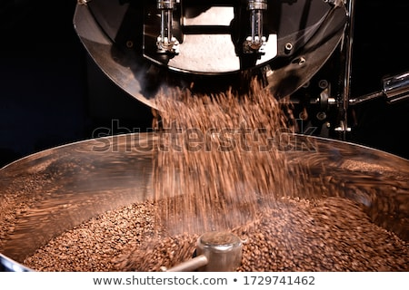 Coffee factory. Stock photo © Fisher