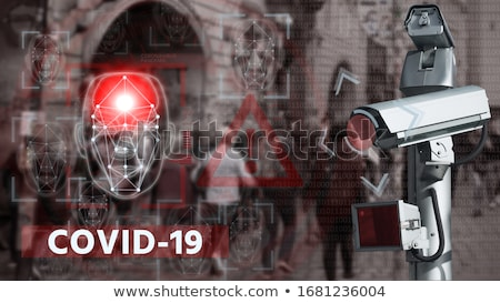 Thermal Imaging Surveillance Stock photo © Suljo