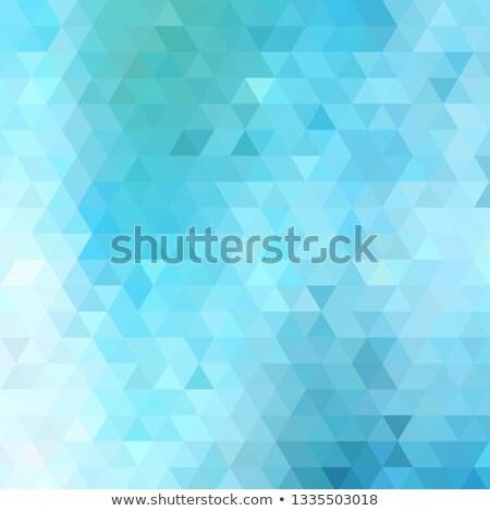 colorful triangle abstract business logo vector Stock photo © blaskorizov