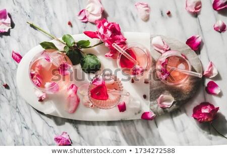 Ice rose Stock photo © blackmoon979