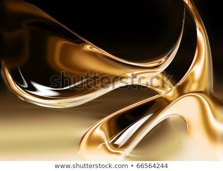 olajipar · minta · kék · eps · 10 · technológia - stock fotó © netkov1