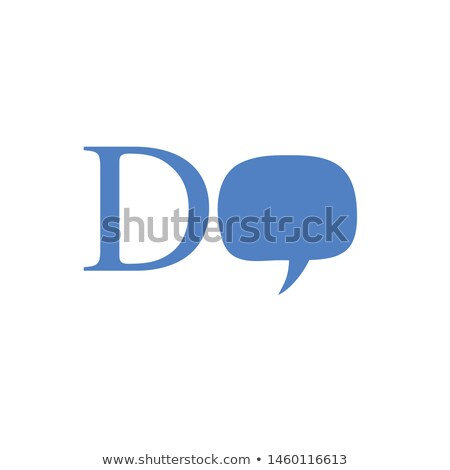 speech bubble do word vector callout typography design for social media and bloggers motivation to stock photo © kyryloff