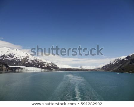 ледник лодках далеко парка Сток-фото © jsnover