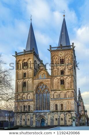 Xanten Cathedral, Germany Stock photo © borisb17