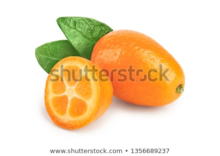 kumquat Stock photo © Pakhnyushchyy
