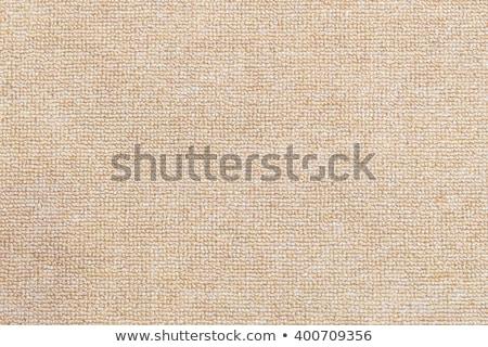Stock photo: beige carpet texture