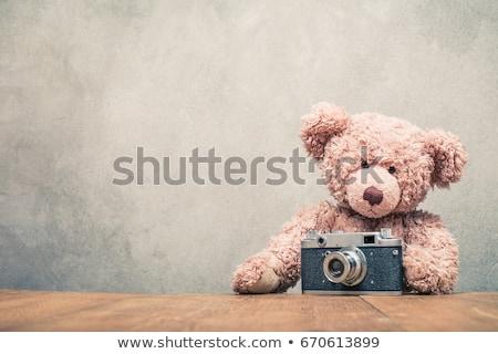 Jouet espion heureux mode affaires droit Photo stock © photography33