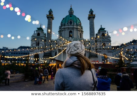 karlskirche in vienna stock photo © manfredxy