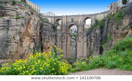 村 · スペイン · 写真 · hdr · 空 · 自然 - ストックフォト © capturelight