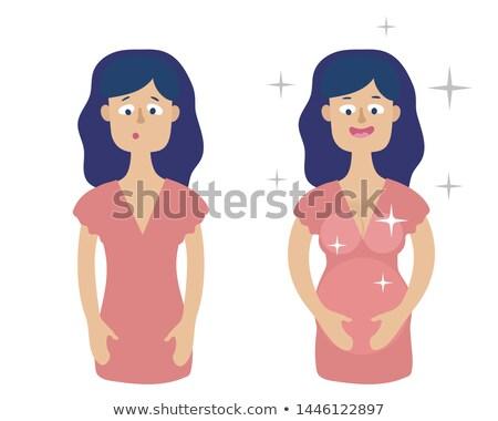 Nőies kebel test cseppek víz nő Stock fotó © 26kot