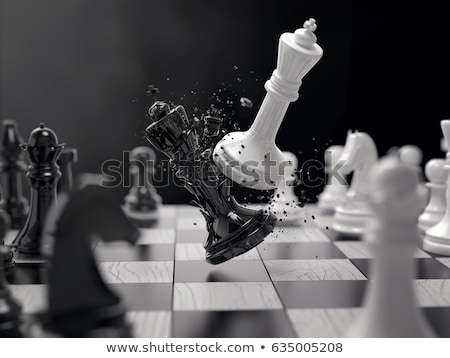Checkmate Stock photo © Lightsource