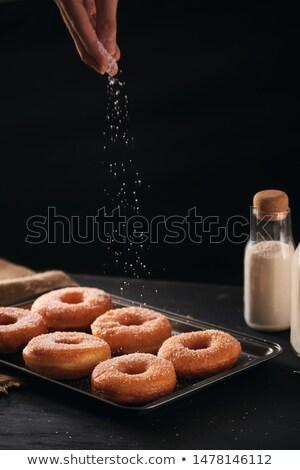 生産 · クッキー · 工場 · ケーキ · グループ · パン - ストックフォト © mady70