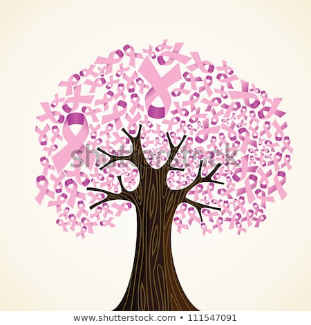 cancer · du · sein · illustration · femmes · fond · aider · tits - photo stock © adrenalina