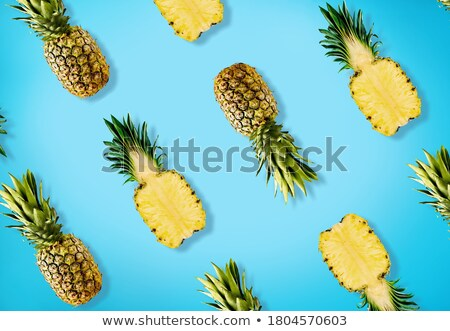Pineapple as background stock photo © alrisha