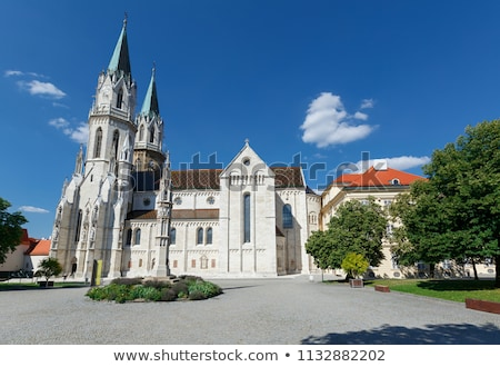 Klosterneuburg Monastery  Stock photo © benkrut