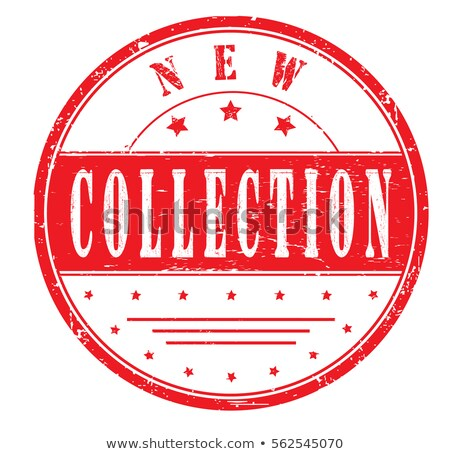 new collection rubber stamp stock photo © imaster