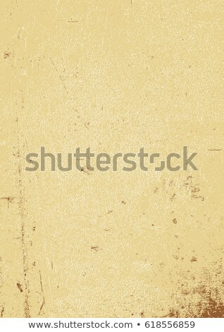 Blank aged paper background, vertical. A4 format, grunge texture Stock photo © pashabo