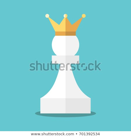 One pawn no pawn. Stock photo © Fisher
