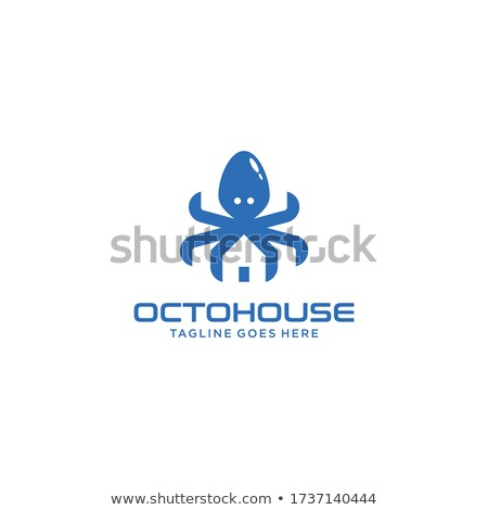 logo  development octopus Stock photo © Olena