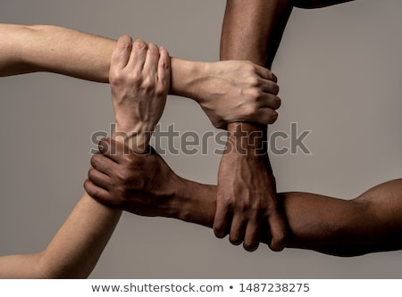 Racial Discrimination Stock photo © Lightsource